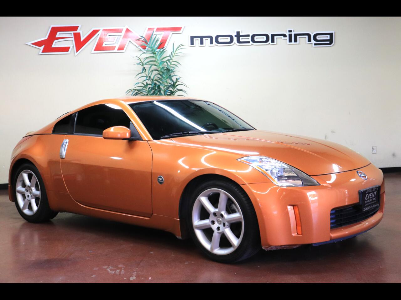 2004 Nissan 350Z Performance Coupe