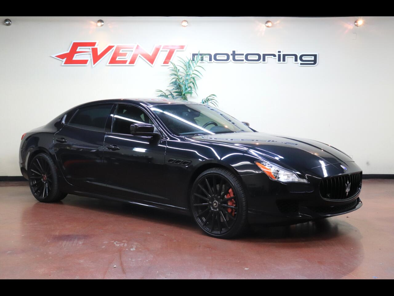 Maserati Quattroporte GTS 2016