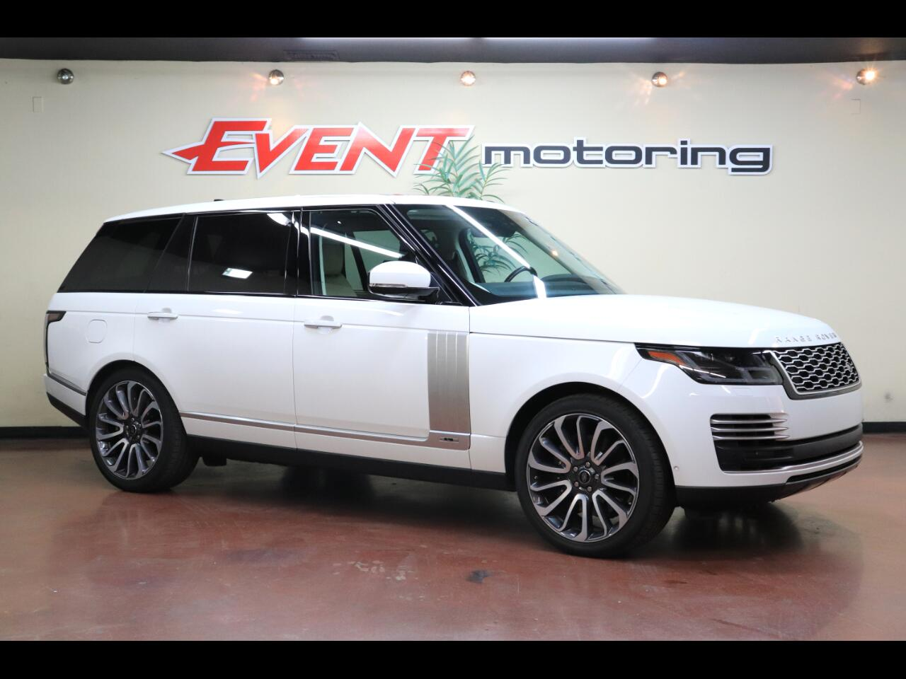 Land Rover Range Rover Autobiography LWB 2018