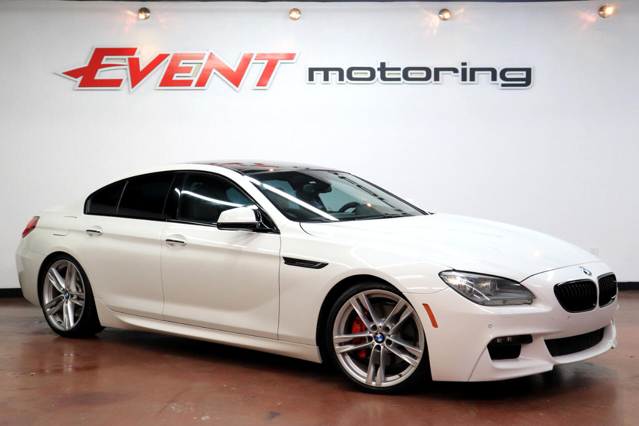 BMW 6-Series 640i Grand Coupe 2013
