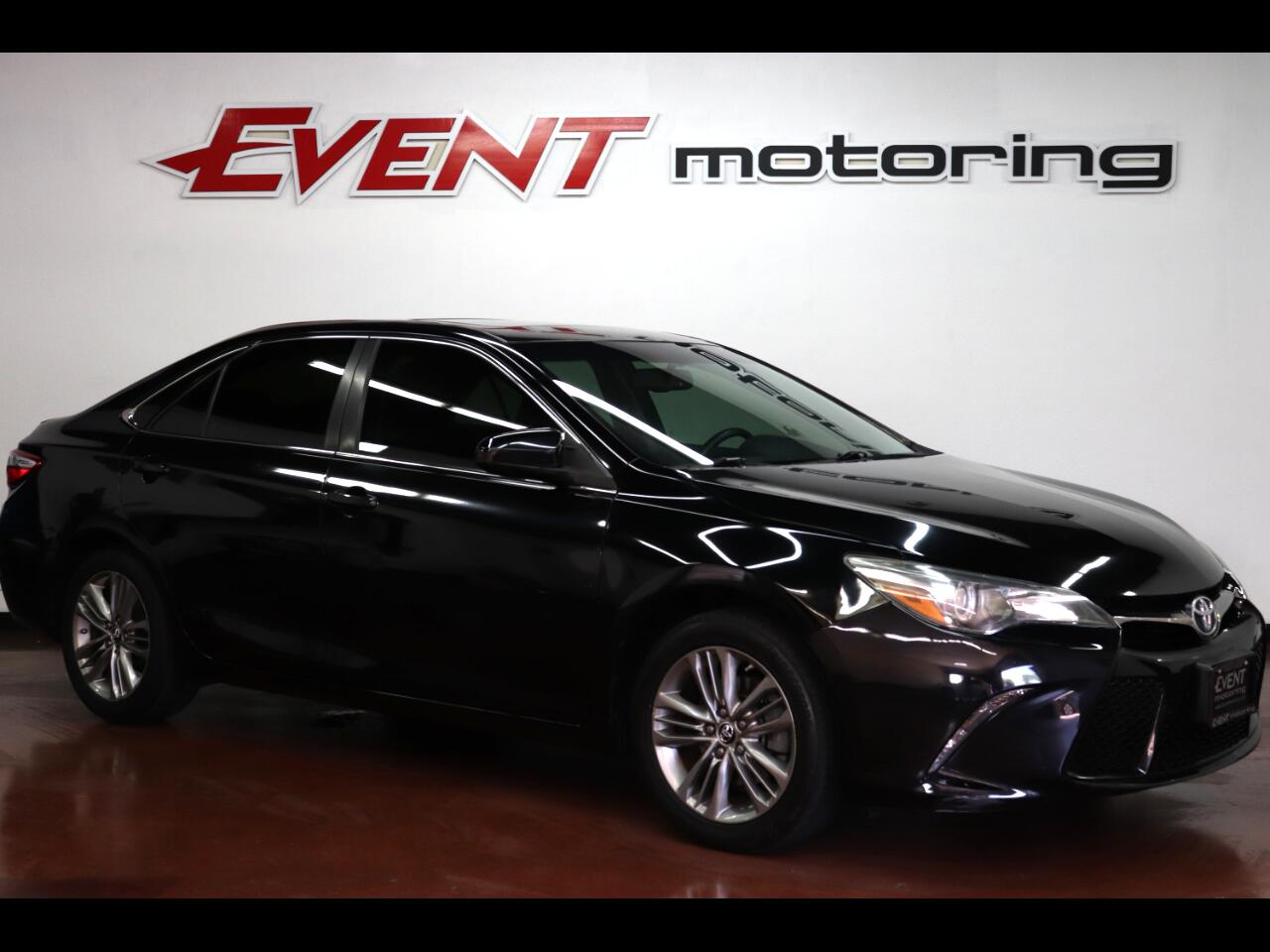 Toyota Camry 2014.5 4dr Sdn I4 Auto SE Sport (Natl) 2016