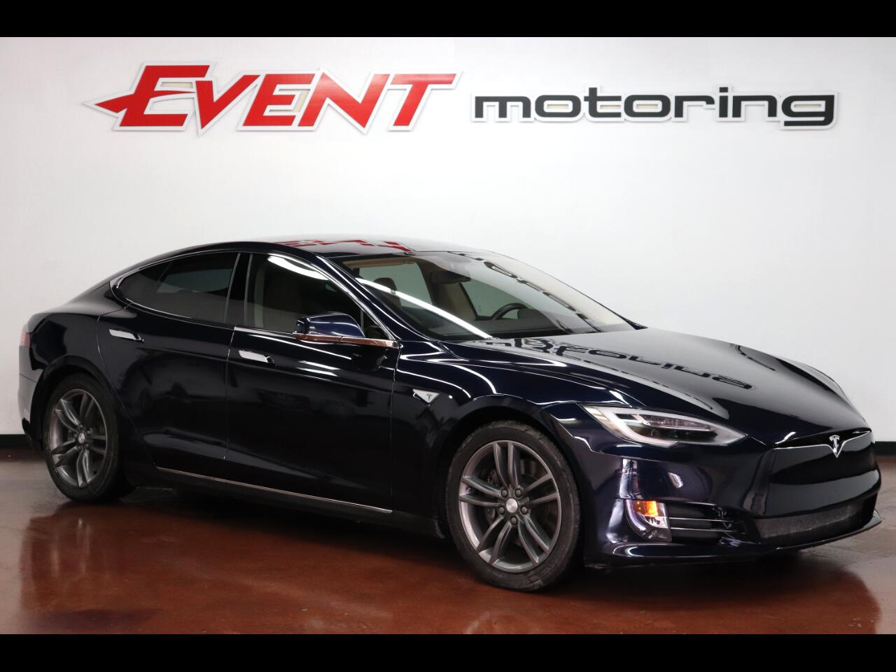 Tesla Model S 4dr Sdn 2012