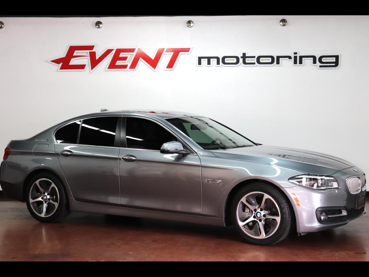 BMW 5 Series 4dr Sdn ActiveHybrid 5 RWD 2015