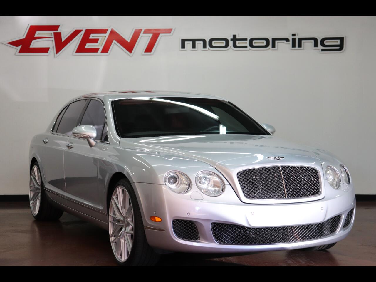 Bentley Continental Flying Spur 4dr Sdn Speed 2009