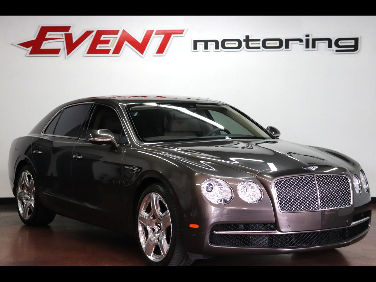 Bentley Flying Spur 4dr Sdn W12 2015