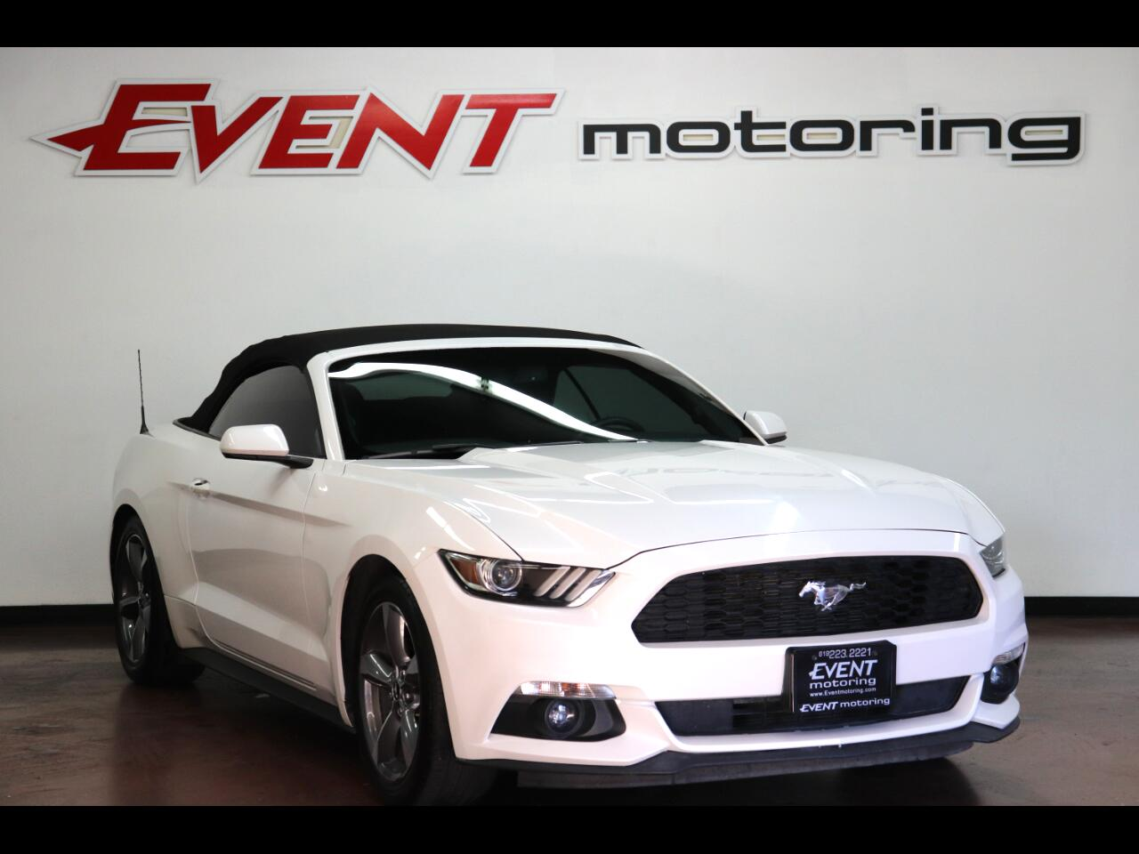 Ford Mustang V6 Convertible 2017