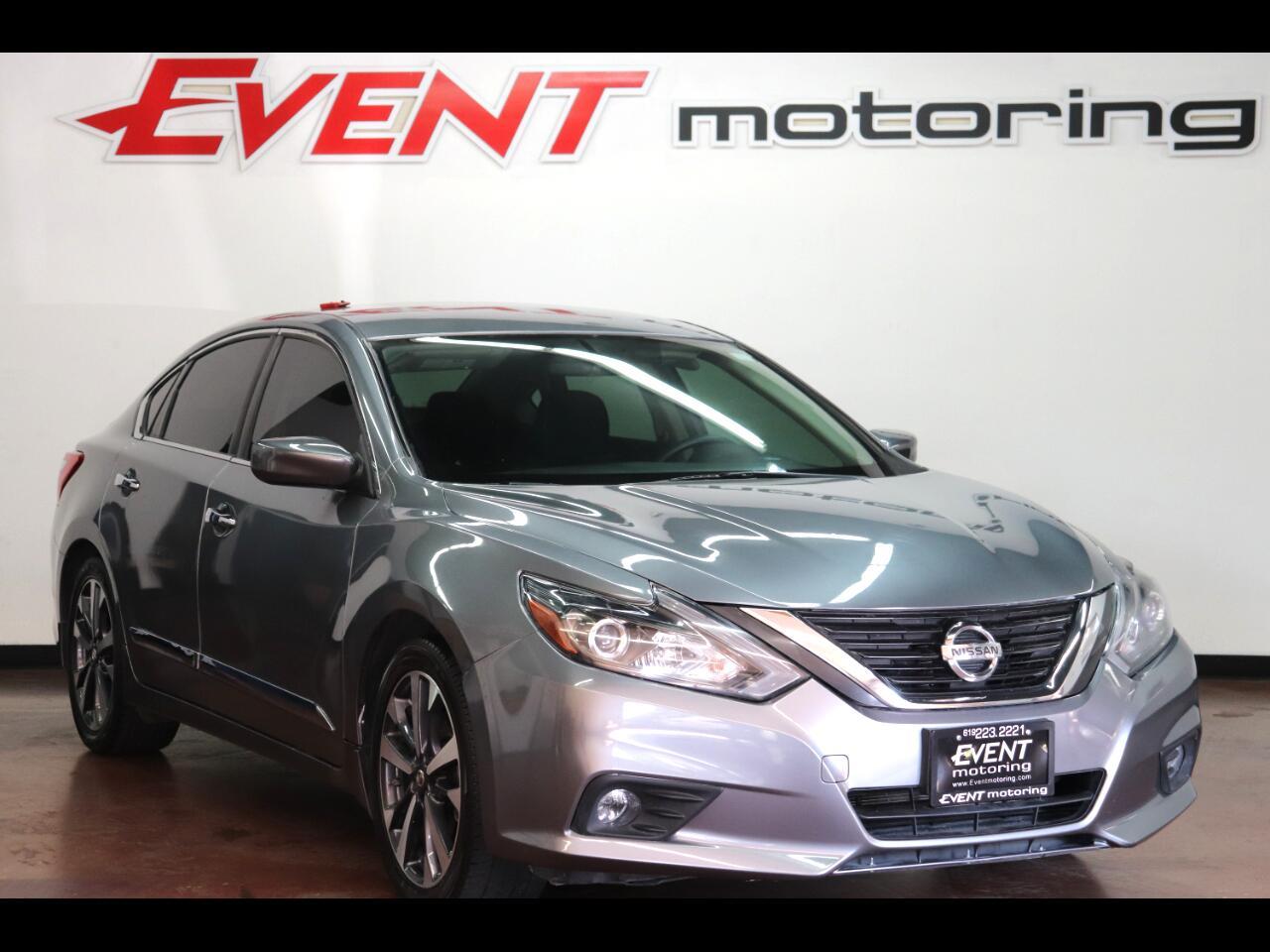 Nissan Altima 4dr Sdn I4 2.5 SR 2016