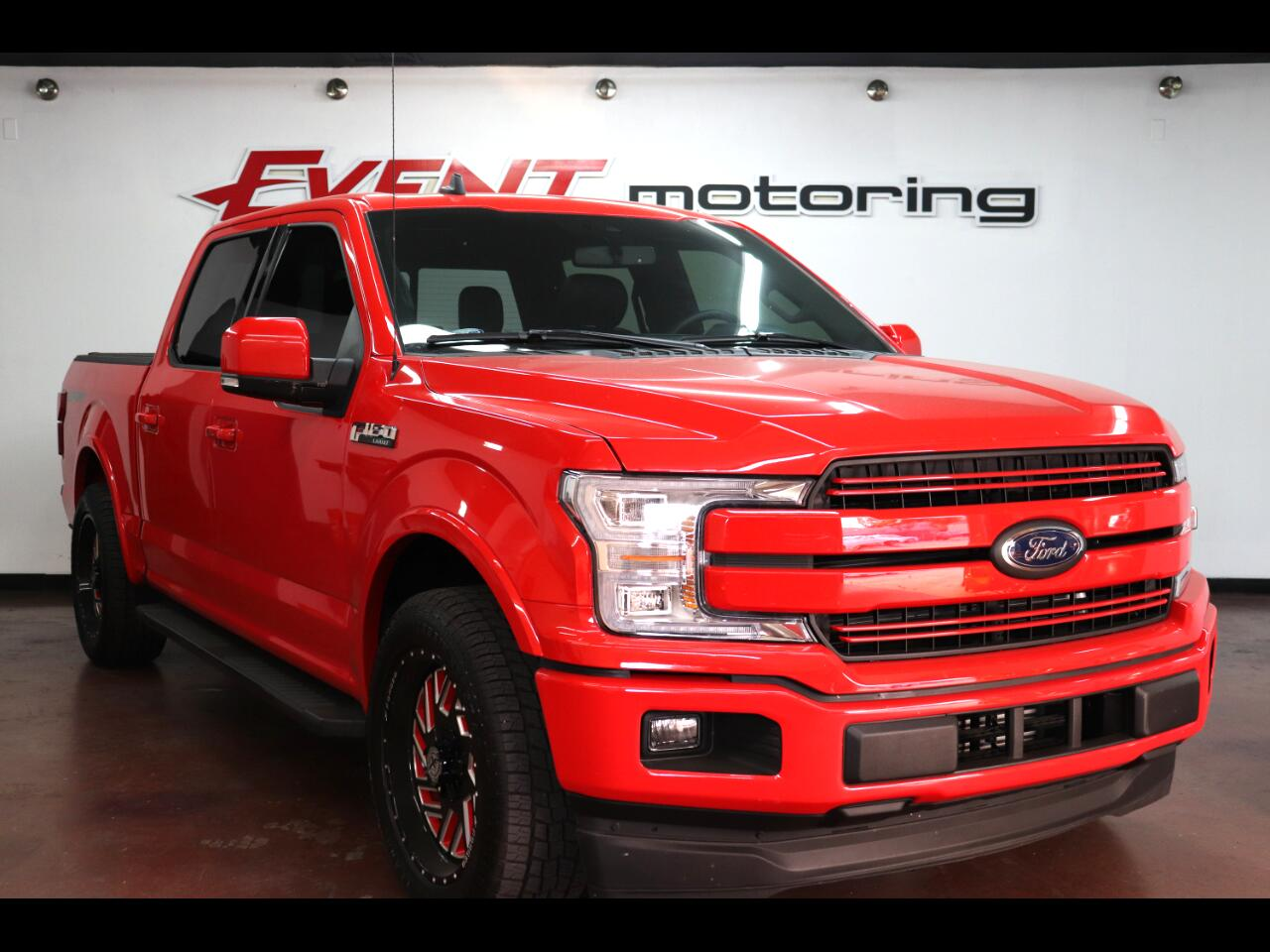 "Ford F-150 2WD SuperCrew 145"" Lariat 2020"