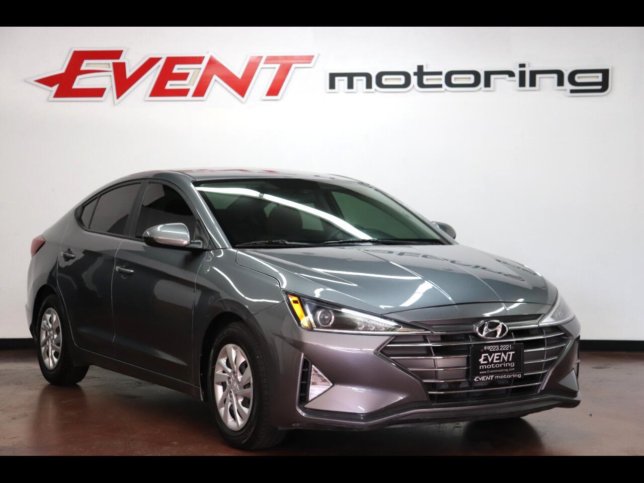 Hyundai Elantra SE Auto 2019