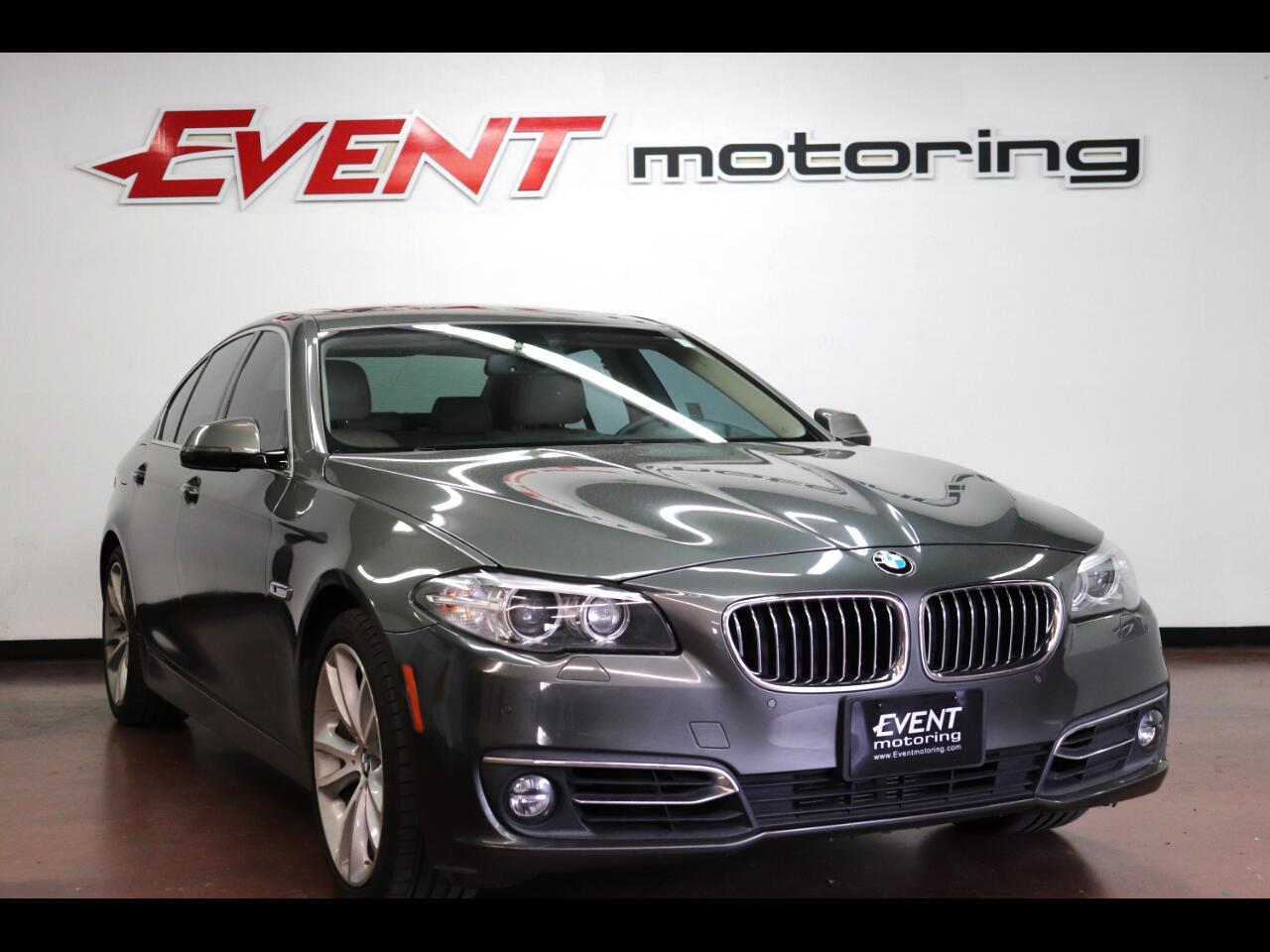 BMW 5 Series 4dr Sdn 535i RWD 2014