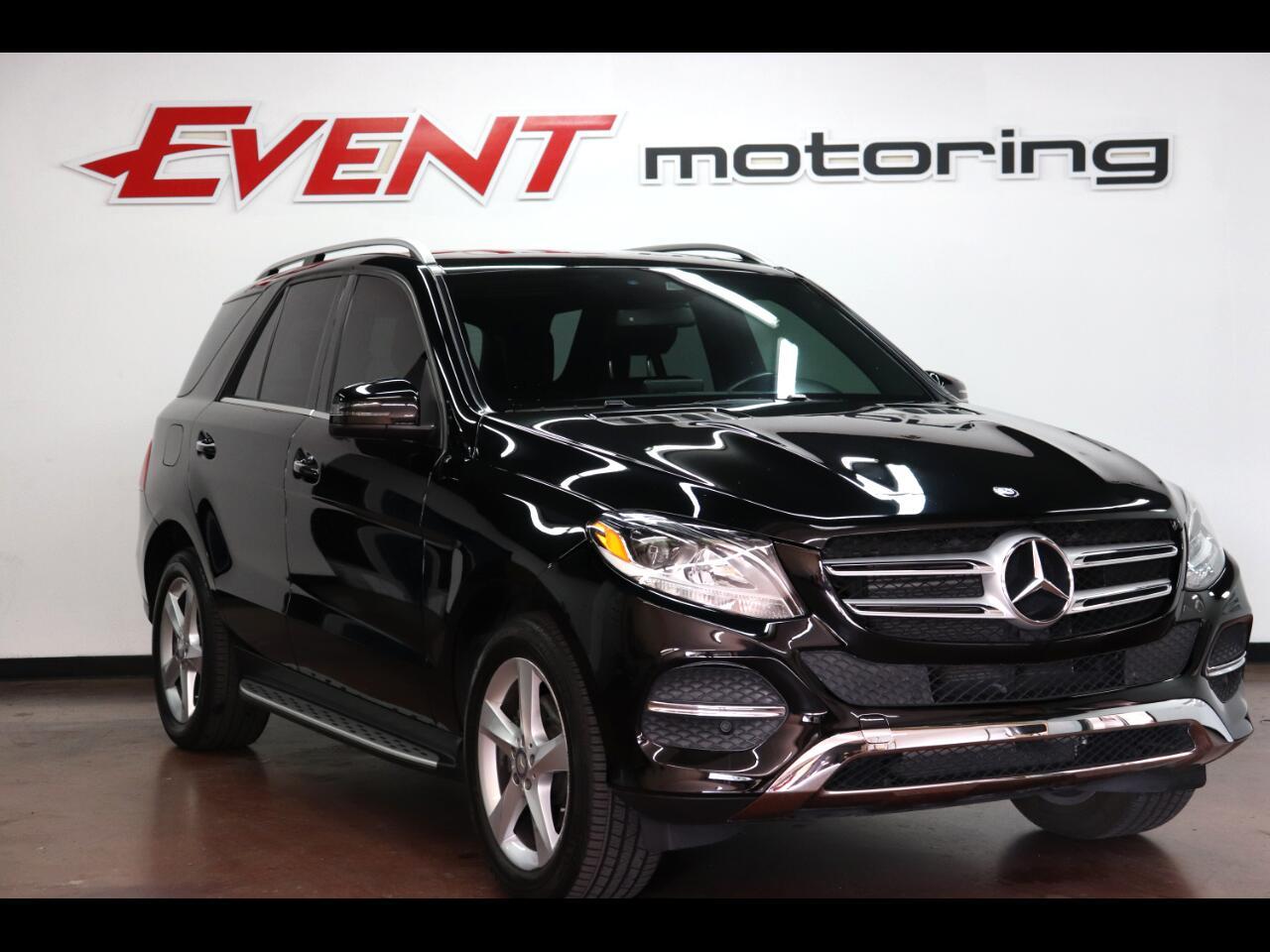 Mercedes-Benz GLE GLE 350 SUV 2017