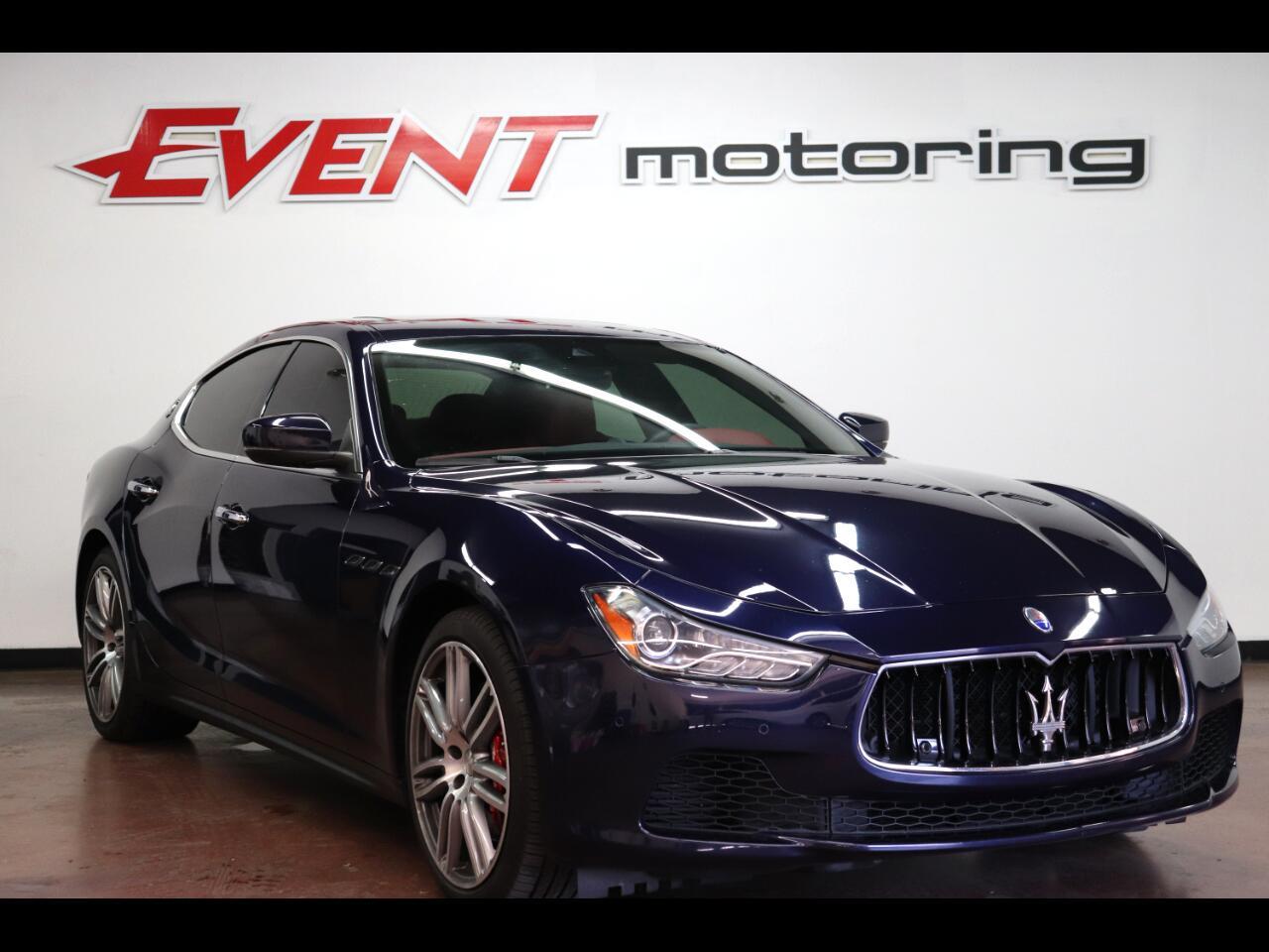 Maserati Ghibli S Q4 3.0L 2017