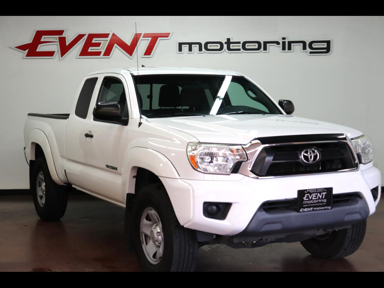 Toyota Tacoma 2WD Access Cab I4 AT PreRunner (Natl) 2014