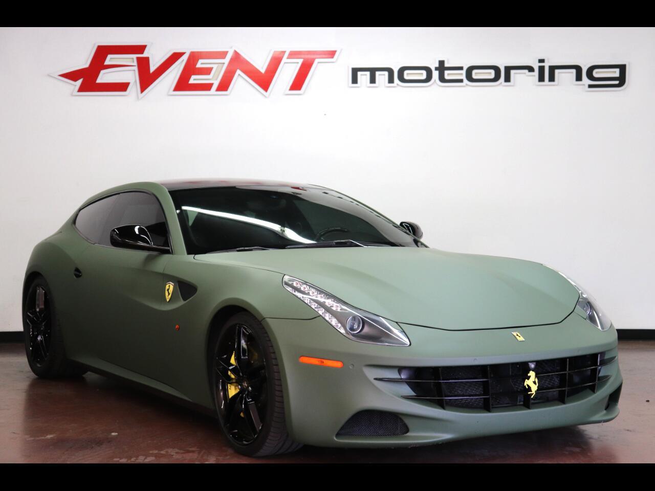 Ferrari FF 2dr HB 2013