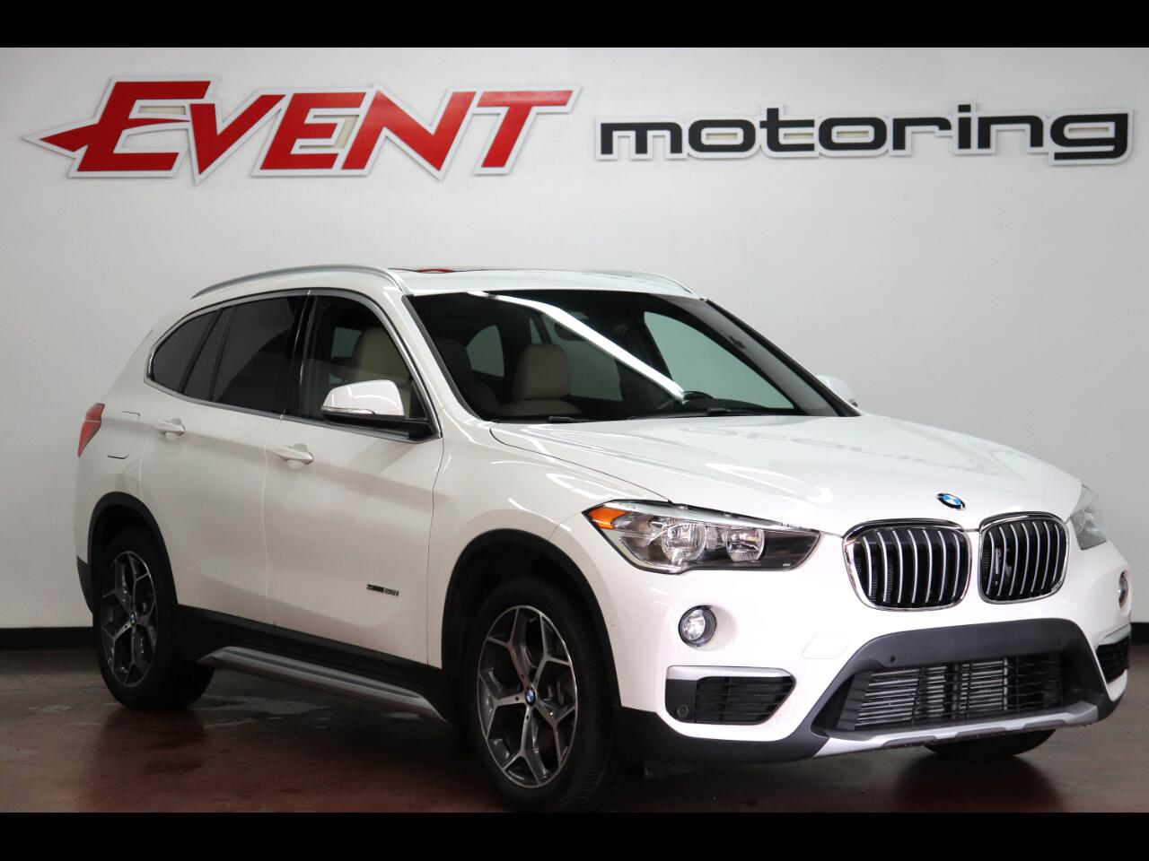 BMW X1 sDrive28i Sports Activity Vehicle 2017