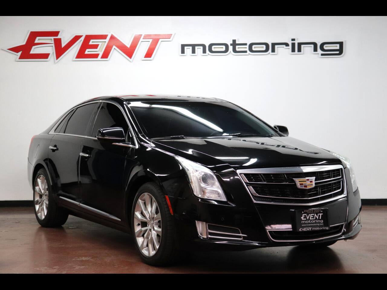 Cadillac XTS 4dr Sdn Luxury Collection FWD 2016