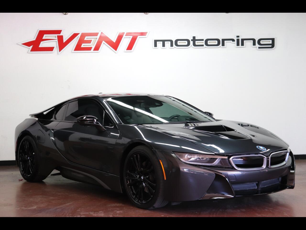 BMW i8 2dr Cpe 2015