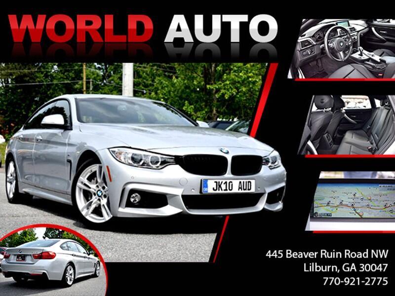 2016 BMW 4-Series Gran Coupe 428i SULEV