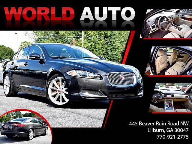 2015 Jaguar XF-Series XF Portfolio