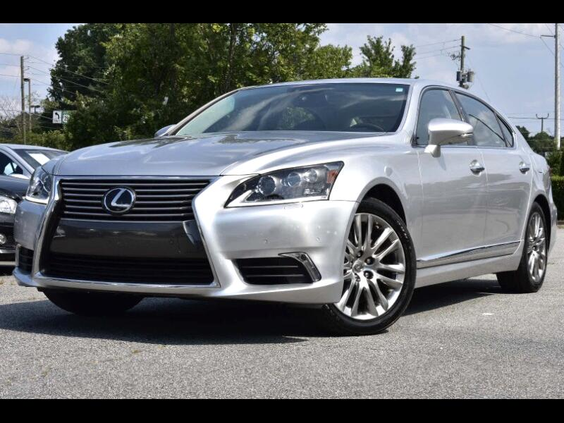 2016 Lexus LS 460 L Luxury Sedan