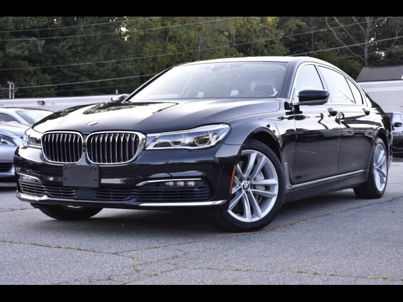 2017 BMW 7-Series 750i xDrive
