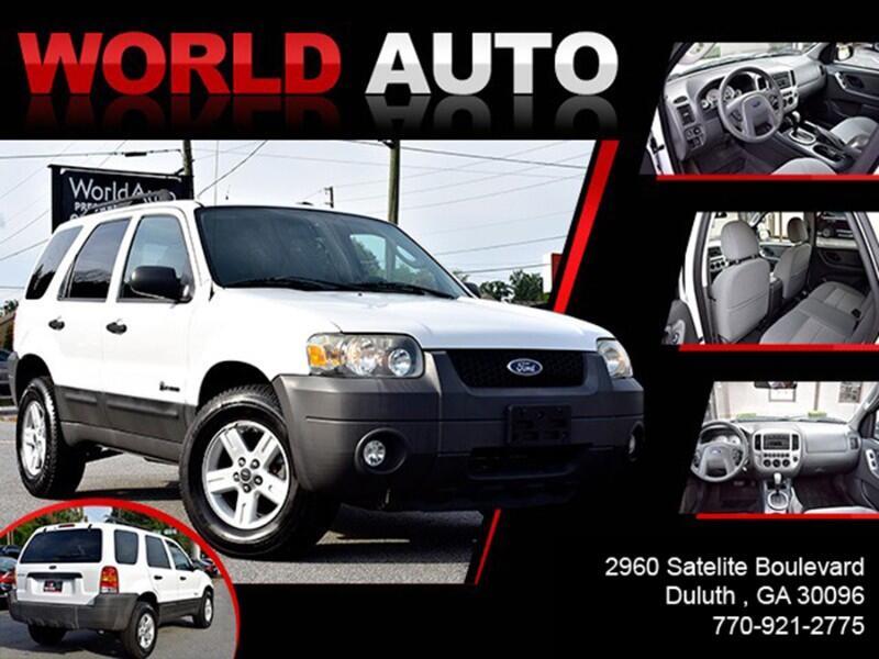 2007 Ford Escape Hybrid FWD