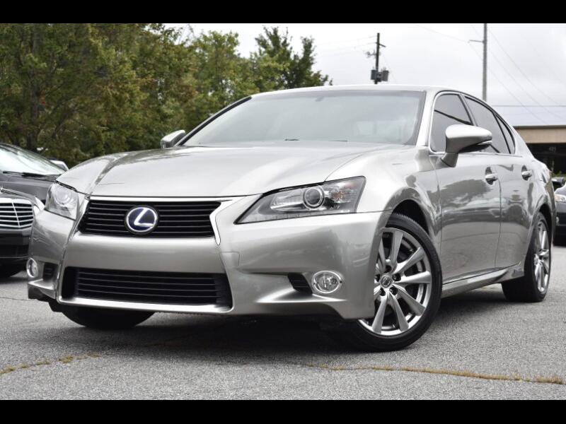 2015 Lexus GS 450h Sedan