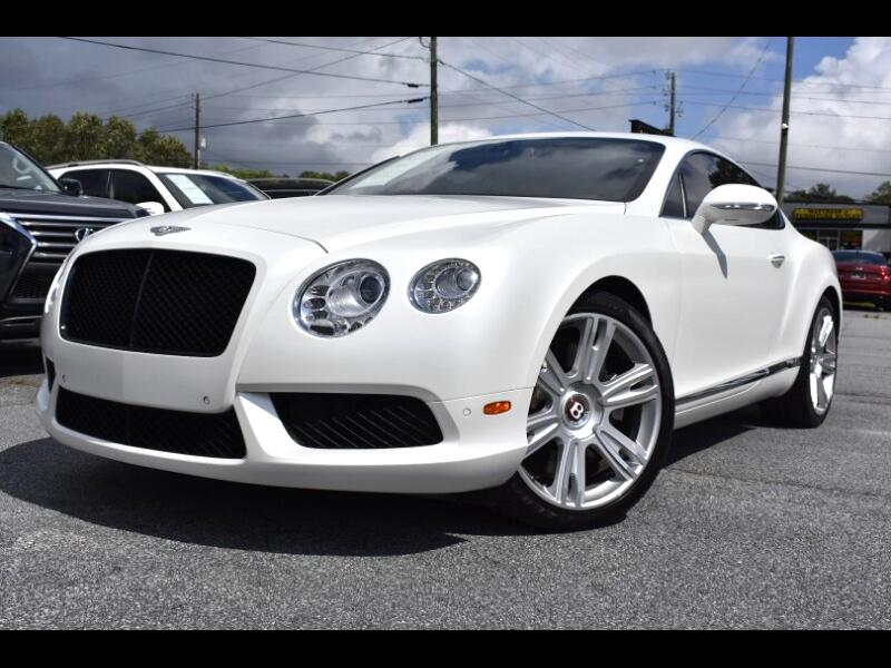 2015 Bentley Continental GT V8