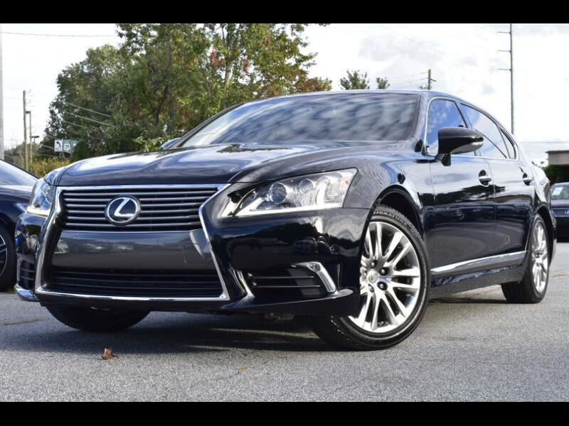 2015 Lexus LS 460 L Luxury Sedan