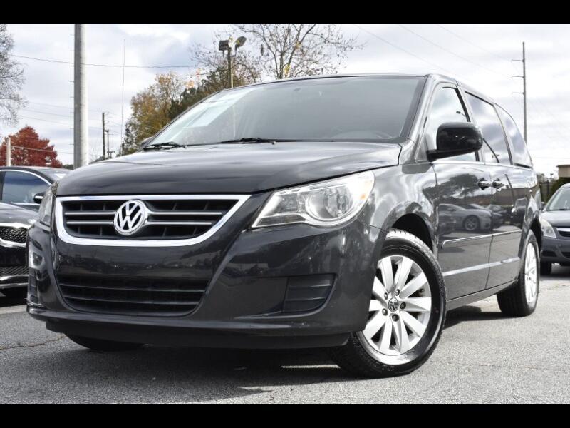 2012 Volkswagen Routan SEL