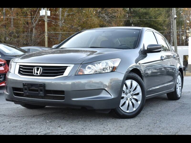 2010 Honda Accord LX