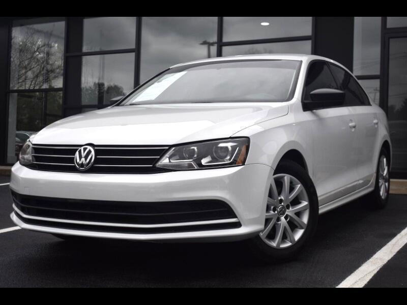 2015 Volkswagen Jetta SE 5M
