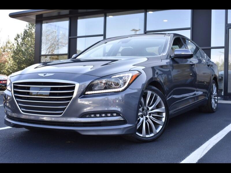 2016 Hyundai Genesis 5.0L RWD