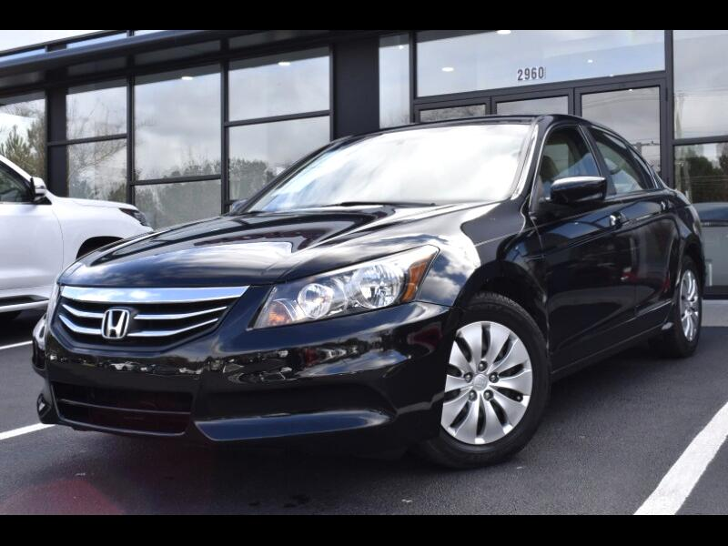 2012 Honda Accord LX