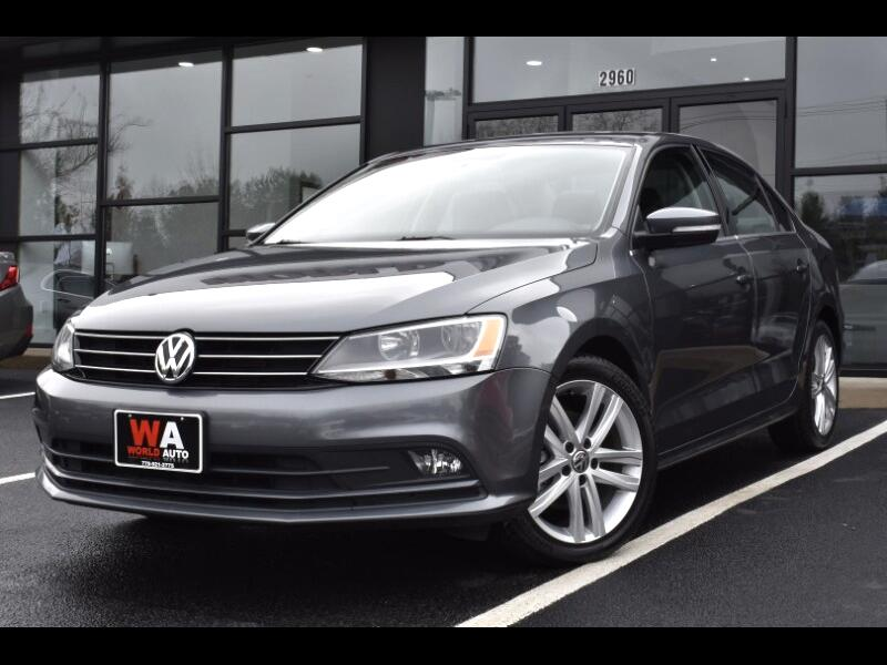 Used 2015 Volkswagen Jetta Tdi Sel For Sale In Duluth Ga