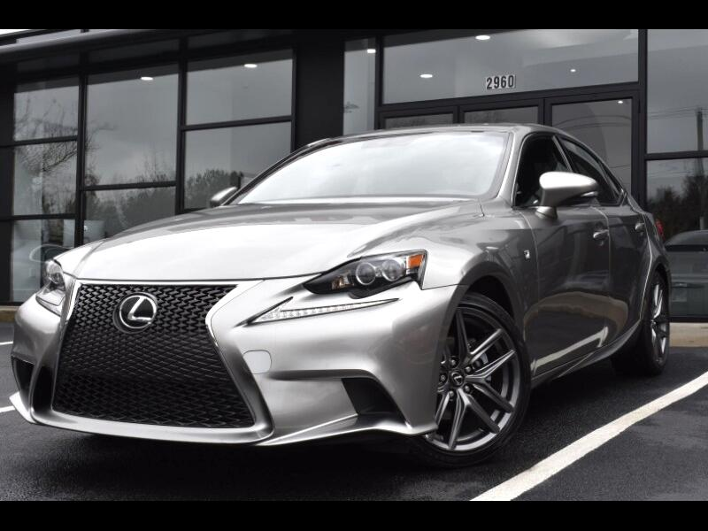 2015 Lexus IS IS 250 F Sport