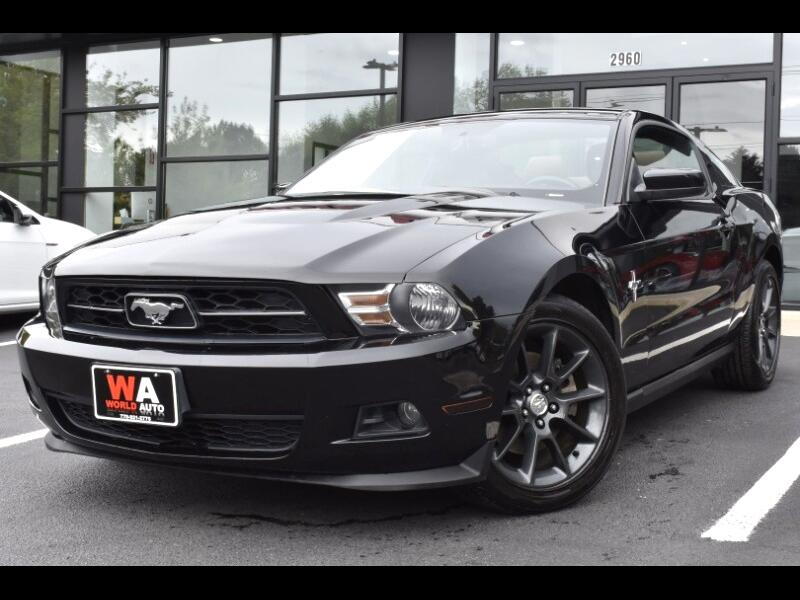 2011 Ford Mustang 2dr Cpe Premium