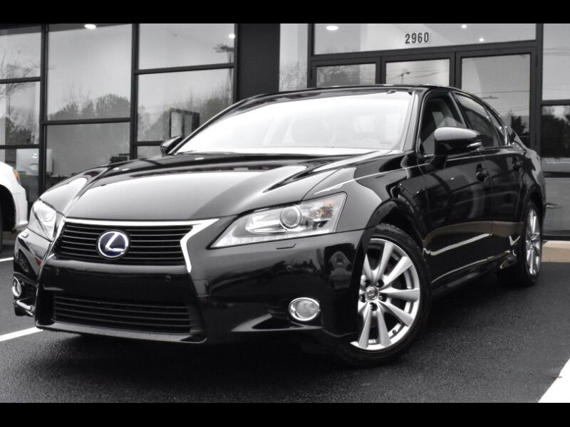 2013 Lexus GS 450h Sedan