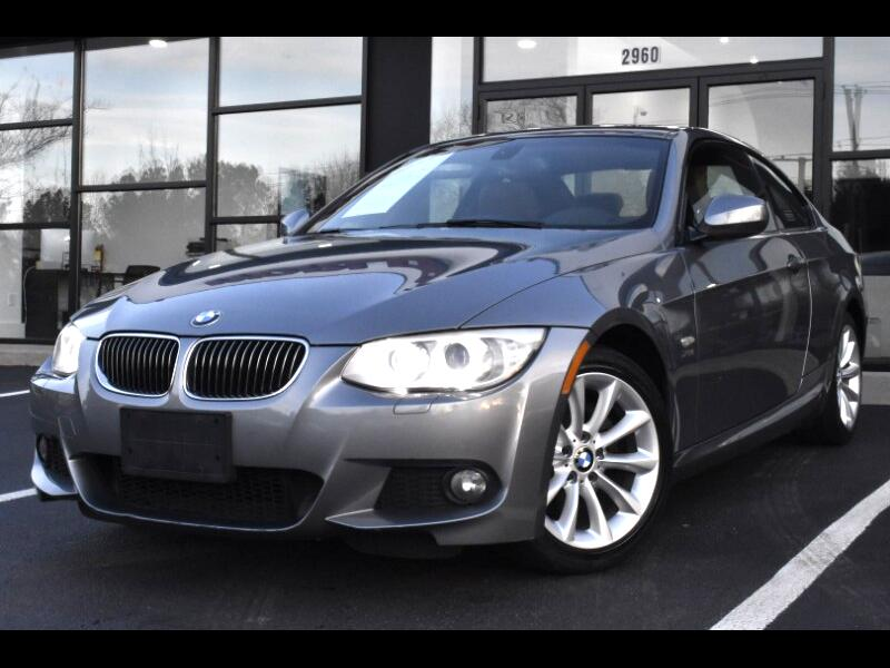 2013 BMW 3-Series 328i xDrive Coupe - SULEV