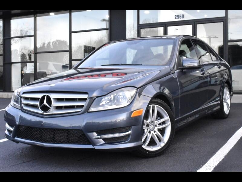 2013 Mercedes-Benz C-Class C250 Sport Sedan