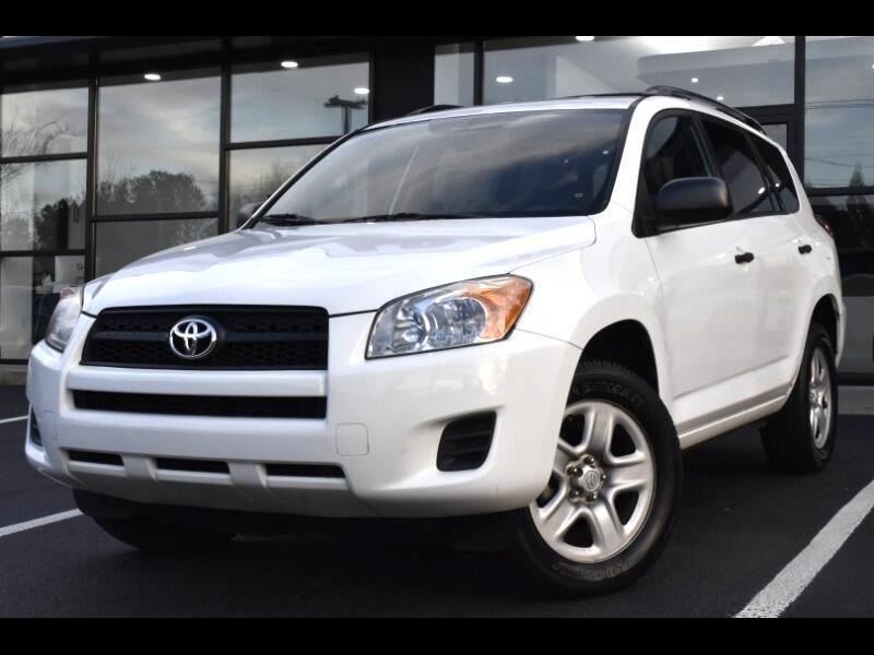 2012 Toyota RAV4 Base I4 2WD