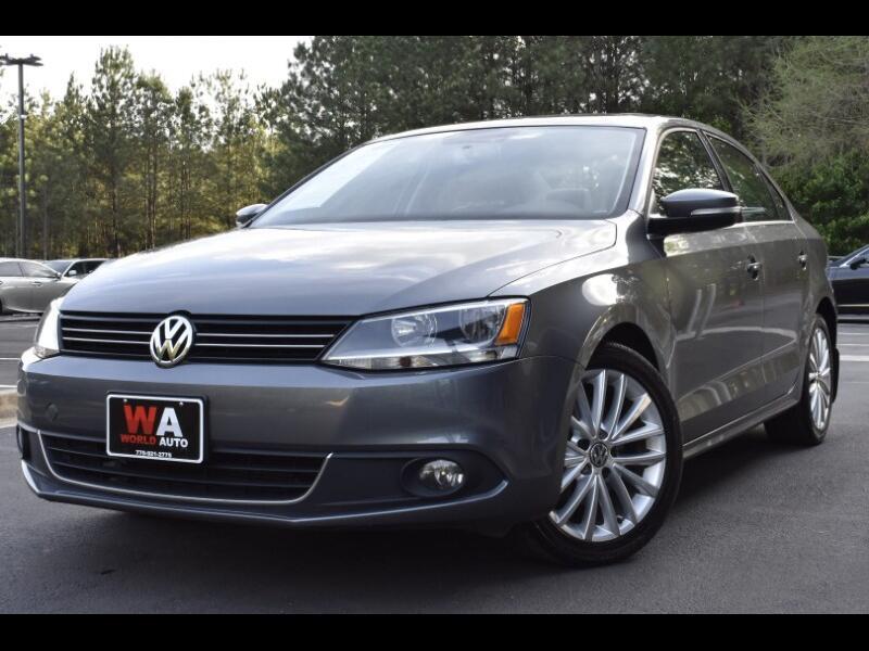 2014 Volkswagen Jetta TDi Premium