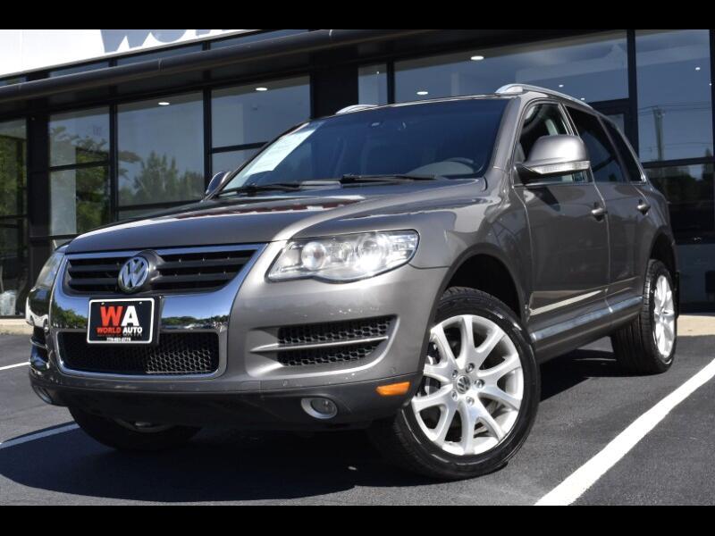 2010 Volkswagen Touareg V6 TDI