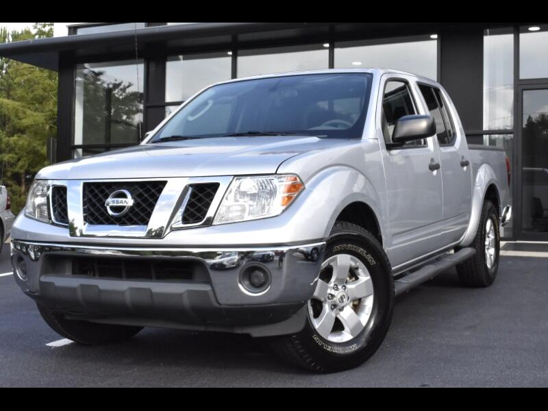 2011 Nissan Frontier SV Crew Cab 2WD
