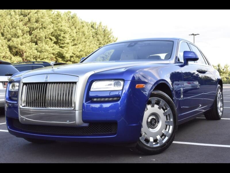Rolls-Royce Ghost Sedan 2013