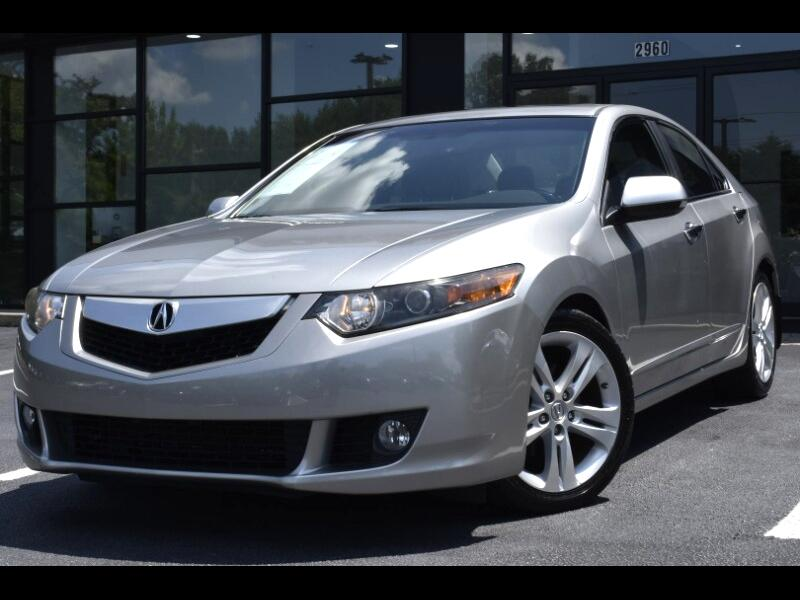 2010 Acura TSX V6 5-Speed AT