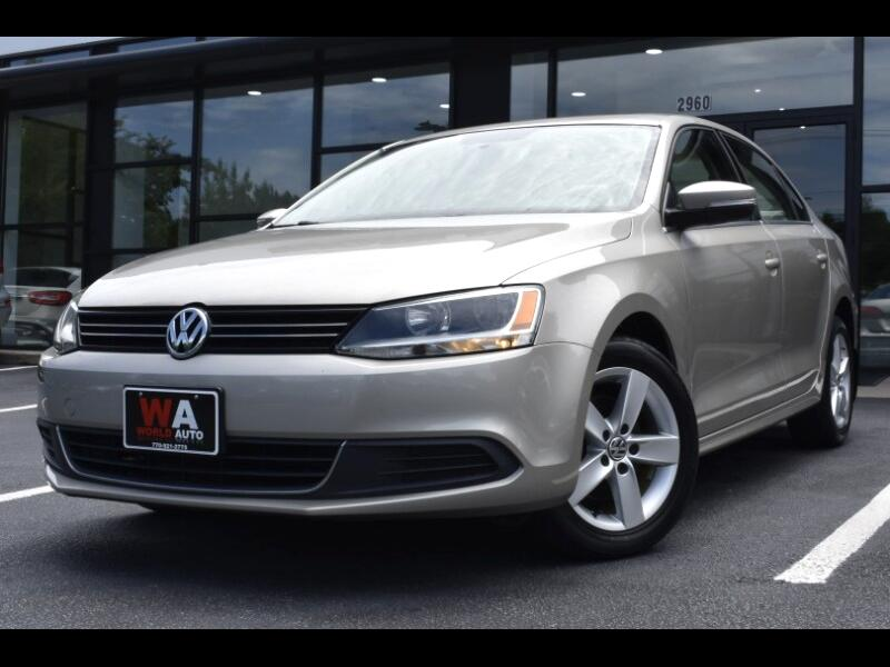 2013 Volkswagen Jetta TDi Premium