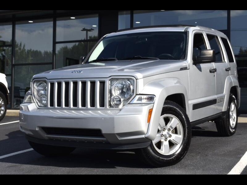Jeep Liberty Sport 2WD 2011