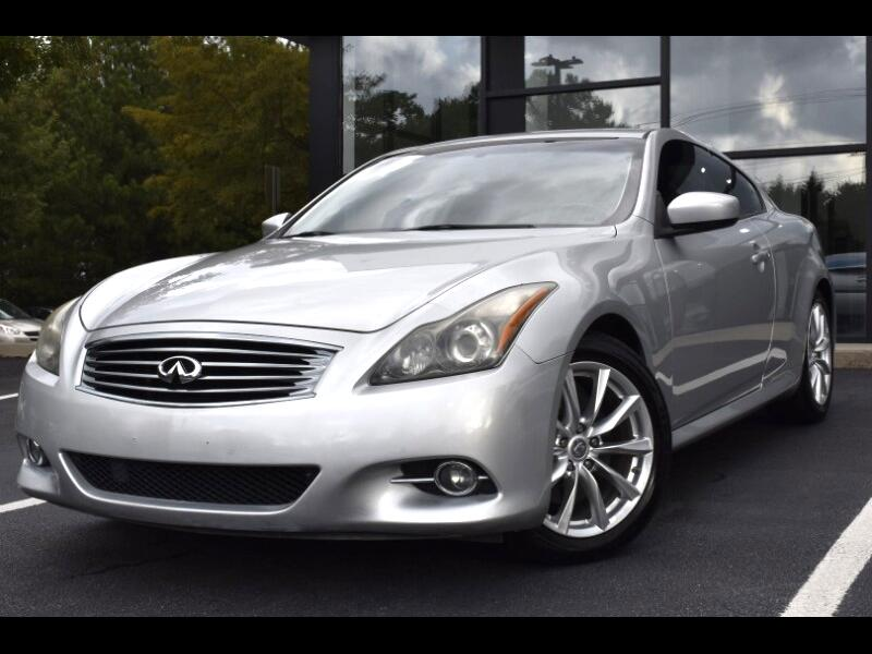 2011 Infiniti G Coupe G37 Journey
