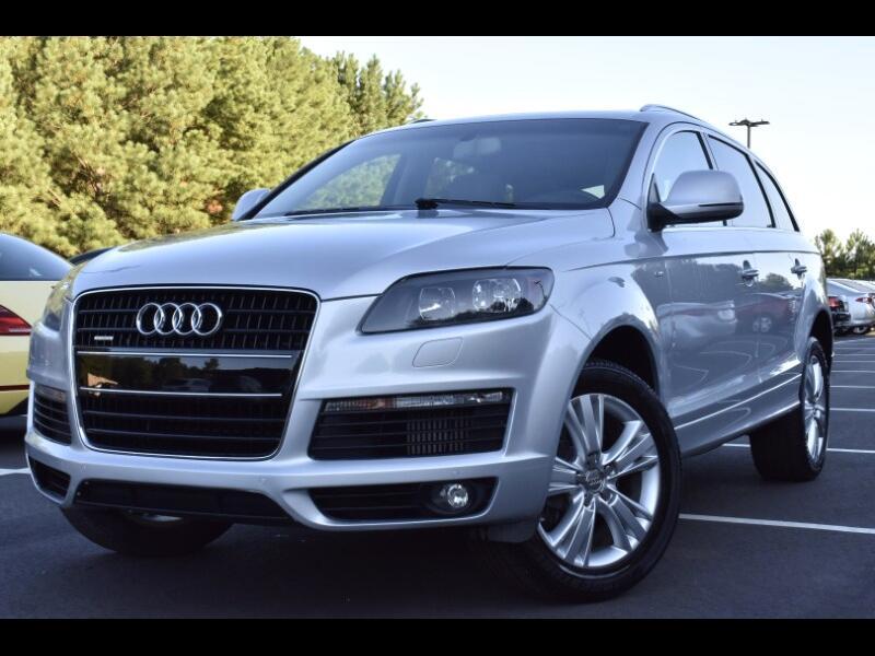 2009 Audi Q7 TDI Premium Plus quattro